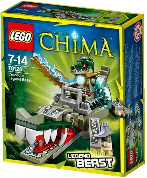 Lego Chima 70126 Croco...