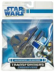 transformers figure asst jedi starfighter photo