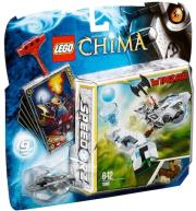 lego chima 70106 ice tower photo