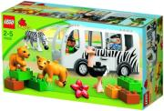 lego duplo 10502 zoo bus photo