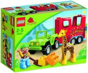 lego duplo 10550 vehicle circus transport photo