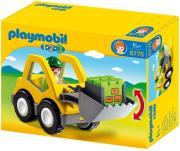 playmobil 6775 123 excavator fortotis photo