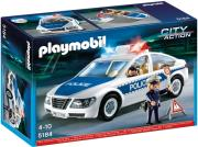 playmobil 5184 police car with flashing light peripoliko oxima astynomias photo