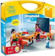 playmobil 5971 carrying case school photo