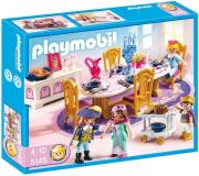 playmobil 5145 royal banquet room prigkipiki trapezaria photo