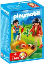 playmobil 4348 guinea pig pen paidakia kai xamster photo