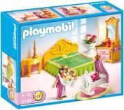 playmobil 5146 royal bed chamber with cradle prigkipiki krebatokamara kai brefiki koynia photo
