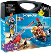 playmobil 5894 carrying case pirates photo