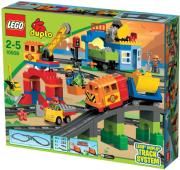 LEGO DUPLO 10508 DELUXE TRAIN SET gadgets   παιχνίδια   lego