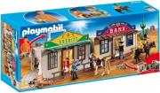 playmobil 4398 take along western city photo