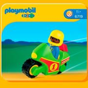 playmobil 6719 123 motor bike motosykleta photo