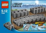 lego city 7499 flexible and straight tracks photo
