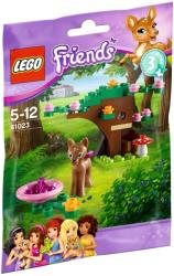 lego friends 41023 fawn s forest photo