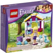 lego friends 41029 stephanie s new born lamb photo