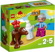 lego duplo 10521 baby calf photo