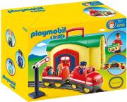 playmobil 6783 treno balitsaki photo