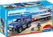 playmobil 5187 astynomiko oxima me taxyploo photo