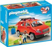 playmobil 5436 oikogeneiako oxima suv photo