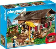playmobil 5422 kalyba stis alpeis photo