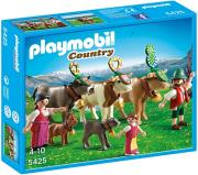 playmobil 5425 paradosiaki giorti stis alpeis photo