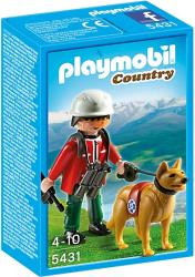 playmobil 5431 diasostis me skylo anixneyti photo