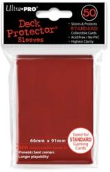 red deck protector 50 ct for pokemon ygo mtg wow dungeons photo