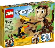 lego creator forest animals 31019 photo