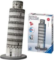 leaning tower of pisa 3d puzzle 216pz ravensburger photo