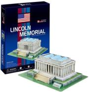 lincoln memorial 3d puzzle 41pz cubicfun photo