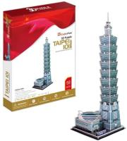 taipei 3d puzzle 71pz cubicfun photo