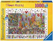 pazl 1000pz james rizzi nea yorki photo