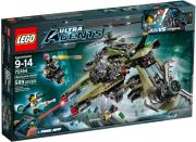 lego agents hurricane heist 70164 photo