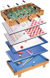 8 in 1 multi game table 82 cm photo