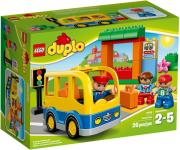 lego duplo town 10528 school bus photo