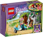 lego friends 41032 first aid jungle bike photo