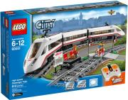 lego 60051 city high speed passenger train photo