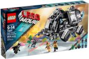 lego 70815 the movie super secret police dropship photo