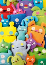 pazl 1000pz uglydoll group photo photo