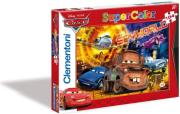 pazl 104 disney cars photo
