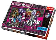 trefl puzzle 260pcs monster high photo