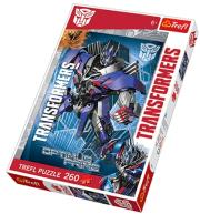 trefl puzzle 260pcs transformers photo