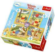 trefl puzzle 4 135 48 54 72pcs winnie photo