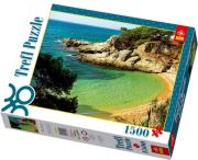 trefl puzzle 1500pcs the mysterious bay photo