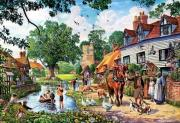 trefl puzzle 1500pcs rurall idyll photo