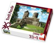 trefl puzzle 2000pcs castle in bedzin photo