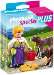 playmobil 4778 agrotissa me mosxarakia photo
