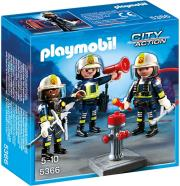 playmobil 5366 treis pyrosbestes photo