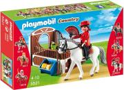 playmobil 5521 andaloysiano alogo me stablo photo