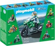 playmobil 5524 motosykleta sports bike photo