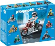 playmobil 5527 motosykleta muscle photo